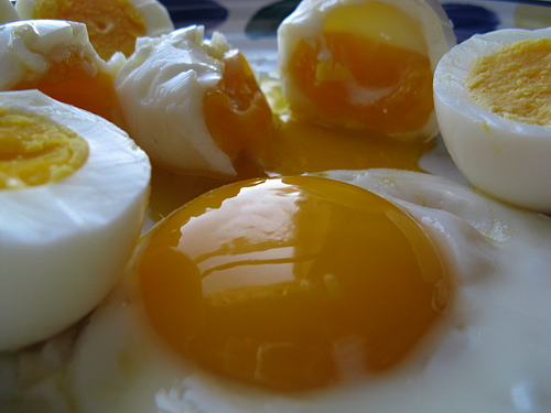 Pefect Eggs