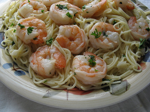 Shrimp Scampi Recipe | BlogChef.net