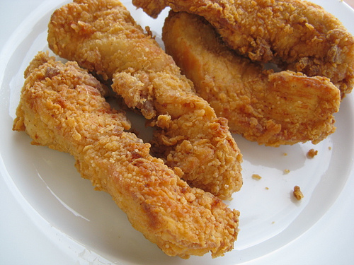 chicken strips 1