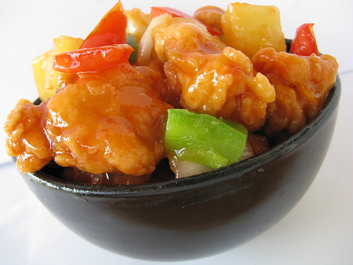 Help how do i make chinese sweet sour chicken coating for Sweet and sour fish recipe