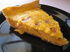 Traditional Quiche Lorraine Recipe - Ask.com
