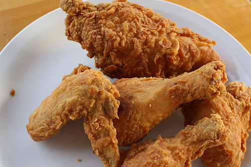 Recipes for deep fry food chicken