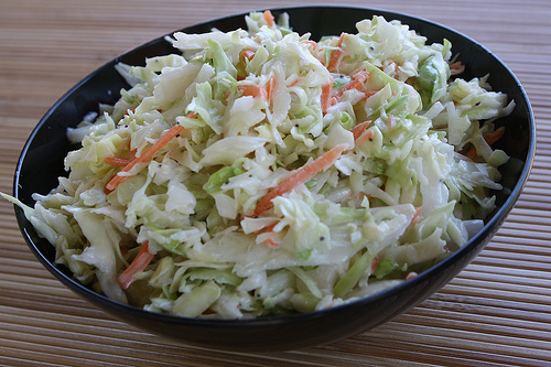 Coleslaw Recipe | BlogChef.net