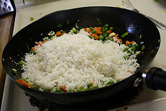 frozen fried rice cooking instructions