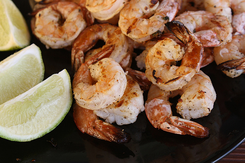 Recipes for shrimp marinade