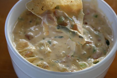 Chili Con Queso / mexican dishes - Juxtapost