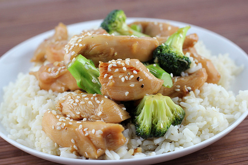 Chicken in garlic sauce recipe blogchef chinese chicken in garlic sauce is a dish that is perfect for those who do not have a deep fryer all of the cooking can be done in a wok or fry forumfinder Gallery