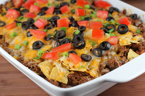 recipe: easy mexican casserole [31]
