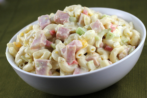 Macaroni Salad Recipe | BlogChef.net