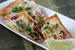 Applebee s wonton tacos recipe pork