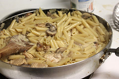 Chicken Marsala Pasta Recipe | Cooking and Recipes