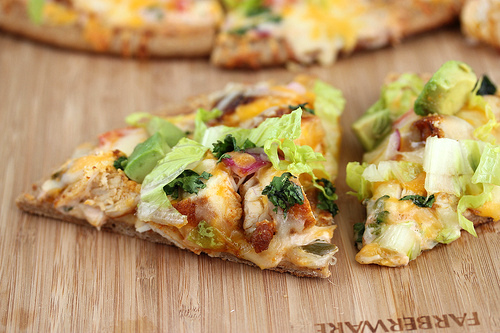 Baja Chicken Salad Baja Chicken Pizza Recipe