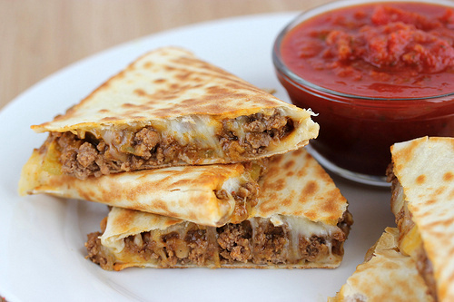 Beef quesadillas recipe blogchef beef quesadillas recipe forumfinder Gallery