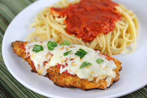 ... chicken parmesan than this recipe is perfect for you chicken parmesan