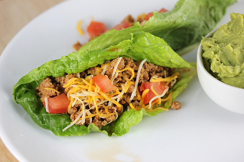 ... scrambled egg wrap chicken caesar wrap turkey taco lettuce wraps