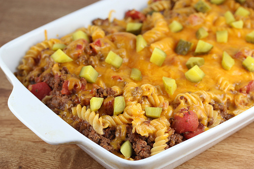 Great Ground Beef Casserole Recipes