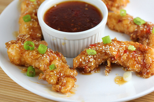 Deep fried chicken strips recipes