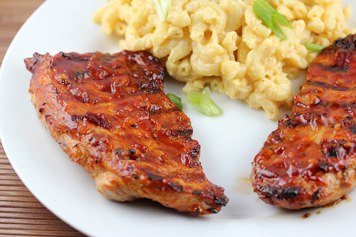 BBQ Pork Chops Recipe | Cooking and Recipes