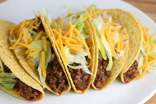 chicken soft tacos taco bell recipe