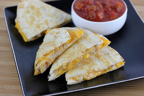 Taco Bell Quesadillas Recipe « Cookery At Home