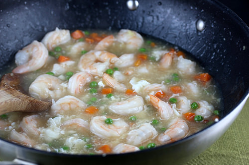Shrimp with Lobster Sauce Recipe | Cooking and Recipes