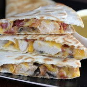 Alice Springs Quesadillas