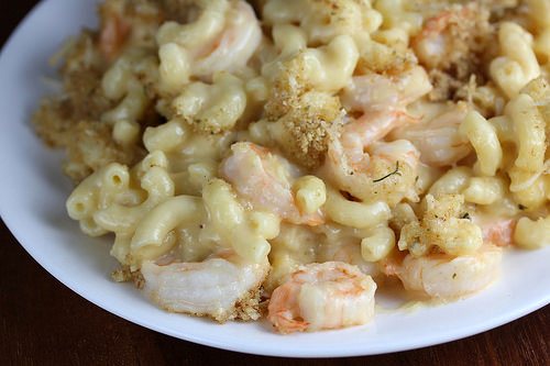 Shrimp Mac and Cheese Recipe | BlogChef.net