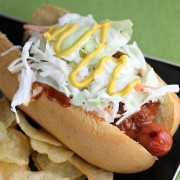 Carolina Slaw Dogs
