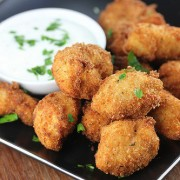 Parmesan Ranch Chicken Bites