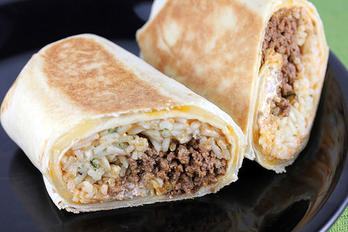 How to Make a Quesarito