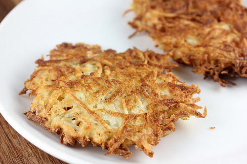 How To Make Crispy Hash Browns | BlogChef.net