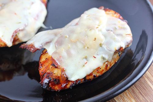 BBQ Pepper Jack Chicken