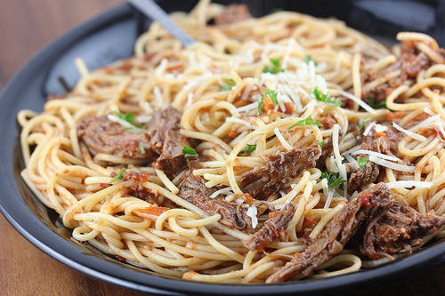 Slow Cooker Beef Ragu Recipe