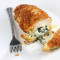 Spinach Dip Stuffed Chicken