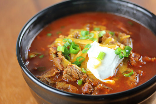 How to Make Texas Chili