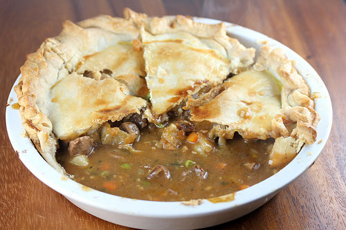 How to Make Beef Pot Pie