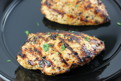 Greek Grilled Chicken Recipe