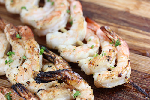 Red Lobster Garlic-Grilled Shrimp
