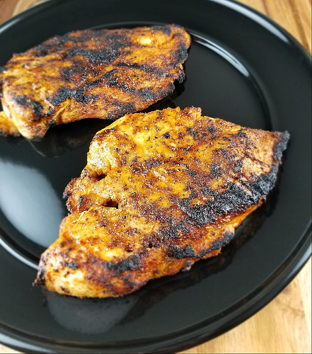 Grilled Chicken Spice Rub