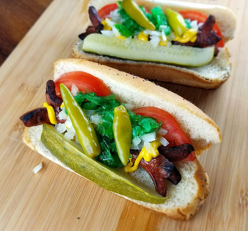 Chicago Char Dogs Recipe