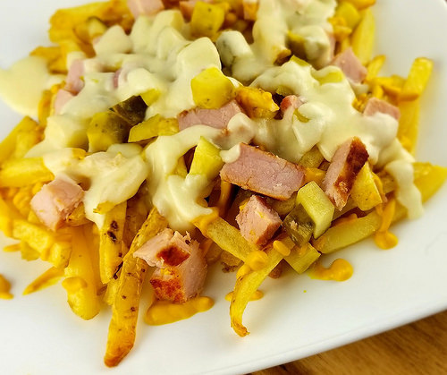 Cuban Fries Recipe