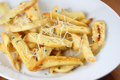 Red Robin Garlic Parmesan Fries Recipe