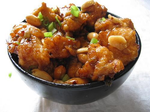 kung pao chicken recipe blogchef net