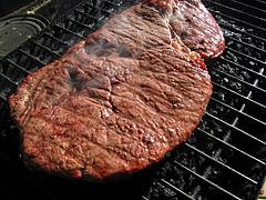 Steak quesadilla