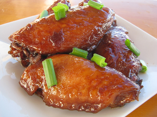 Chinese Chicken Wings Recipe - Blogchef-8817