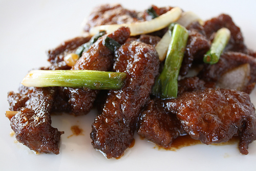 Mongolian Beef Recipe Blogchef