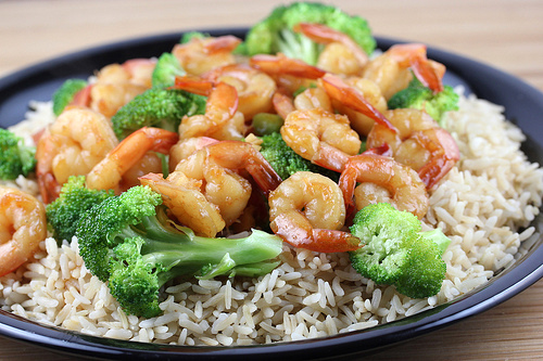 How To Cook Frozen Shrimp In A Wok