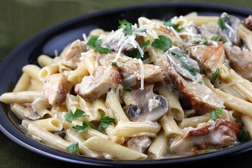 Chicken Marsala Pasta Recipe Blogchef