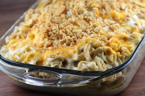 chicken noodle casserole recipe - blogchef