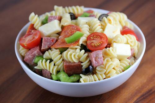 Italian Pasta Salad Recipe Blogchef